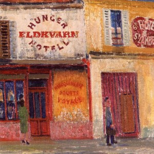 Eldkvarn – Hunger Hotel